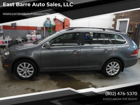 2013 Volkswagen Jetta for sale at East Barre Auto Sales, LLC in East Barre VT