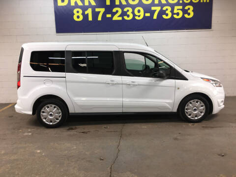 2014 Ford Transit Connect Wagon for sale at DKR Trucks in Arlington TX
