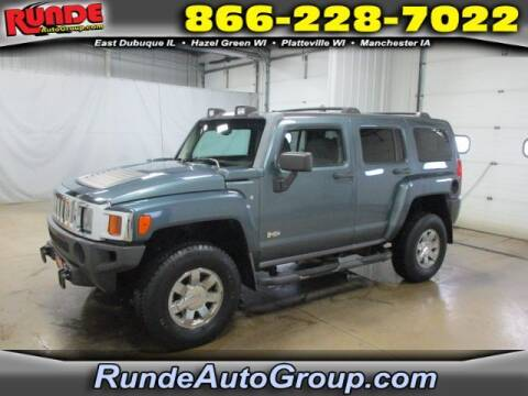 2006 HUMMER H3 for sale at Runde Chevrolet in East Dubuque IL