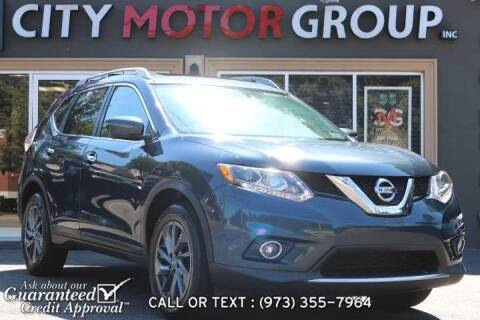 2016 Nissan Rogue for sale at City Motor Group, Inc. in Wanaque NJ