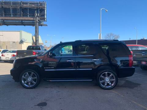 2007 Cadillac Escalade for sale at Autoplex 2 in Milwaukee WI