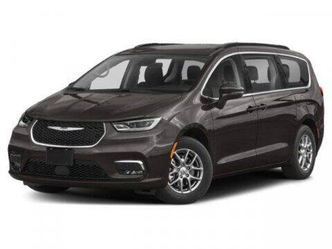 2021 Chrysler Pacifica for sale at Hawk Ford of St. Charles in Saint Charles IL