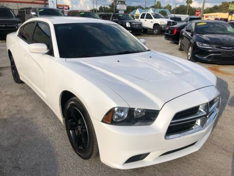 2014 Dodge Charger for sale at Marvin Motors in Kissimmee FL