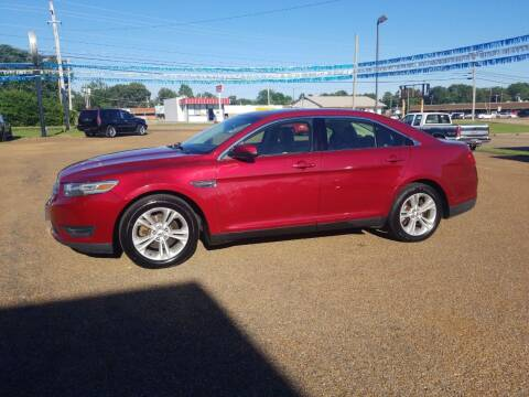 2013 Ford Taurus for sale at Frontline Auto Sales in Martin TN