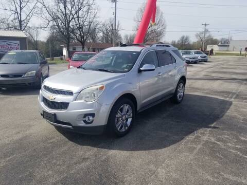 2010 Chevrolet Equinox for sale at Aaron's Auto Sales in Poplar Bluff MO