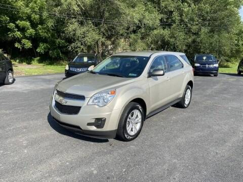 2015 Chevrolet Equinox for sale at Ryan Brothers Auto Sales Inc in Pottsville PA