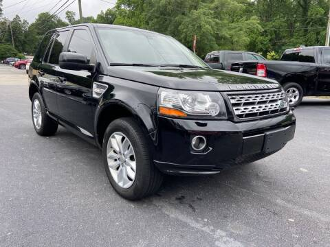 2014 Land Rover LR2 for sale at Luxury Auto Innovations in Flowery Branch GA