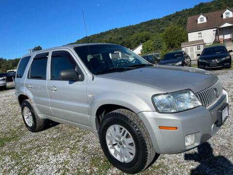 2007 Mercury Mariner for sale at Ron Motor Inc. in Wantage NJ