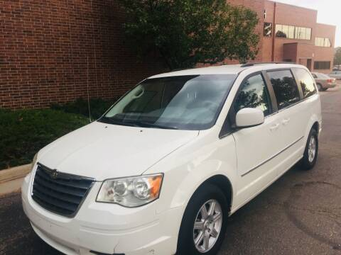 2010 Chrysler Town and Country for sale at STATEWIDE AUTOMOTIVE LLC in Englewood CO