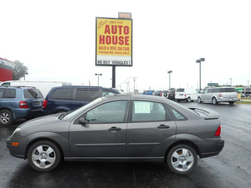 2005 Ford Focus for sale at AUTO HOUSE WAUKESHA in Waukesha WI