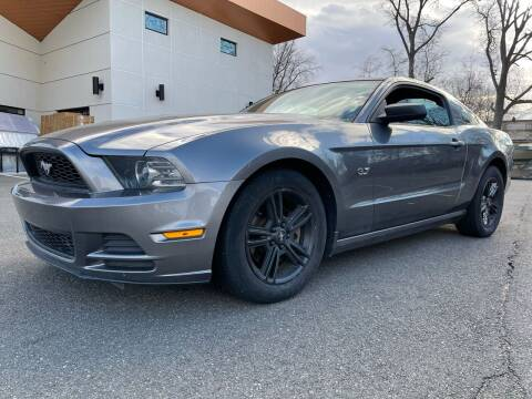 2013 Ford Mustang for sale at MAGIC AUTO SALES in Little Ferry NJ