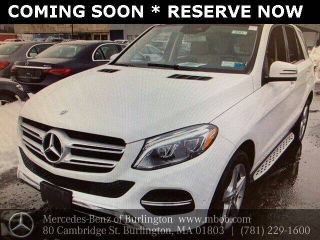 2018 Mercedes-Benz GLE for sale at Mercedes Benz of Burlington in Burlington MA