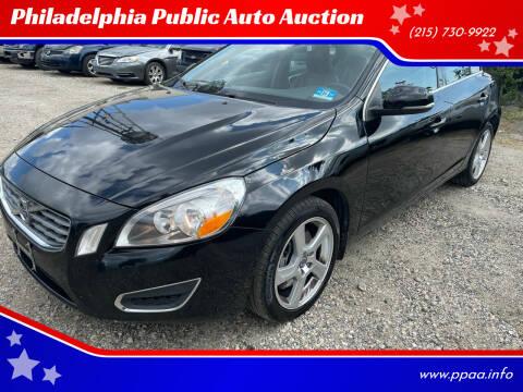 2012 Volvo S60 for sale at Philadelphia Public Auto Auction in Philadelphia PA