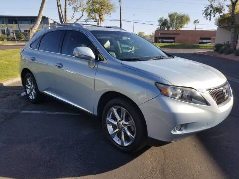 2010 Lexus RX 350 for sale at Greenlight Auto Broker in Tempe AZ