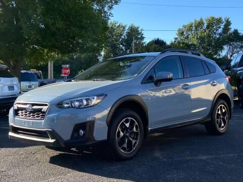 2019 Subaru Crosstrek for sale at North Imports LLC in Burnsville MN