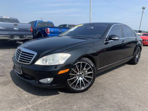 2008 Mercedes-Benz S-Class for sale at Superior Auto Mall of Chenoa in Chenoa IL