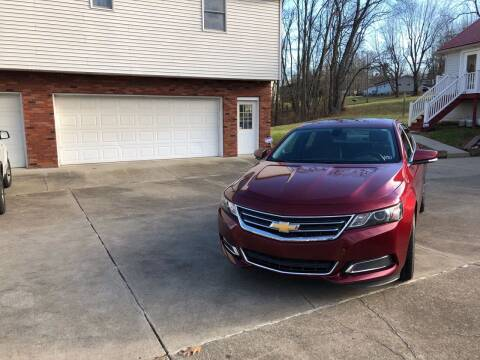 2017 Chevrolet Impala for sale at Stan's Auto Sales Inc in New Castle PA