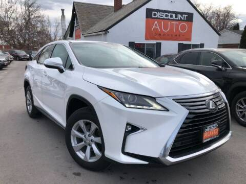 2017 Lexus RX 350 for sale at Discount Auto Brokers Inc. in Lehi UT