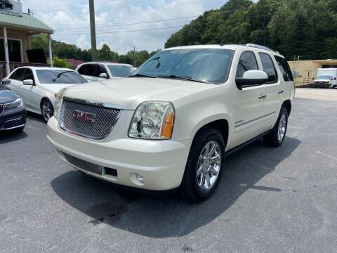 2012 GMC Yukon for sale at Luxury Auto Innovations in Flowery Branch GA