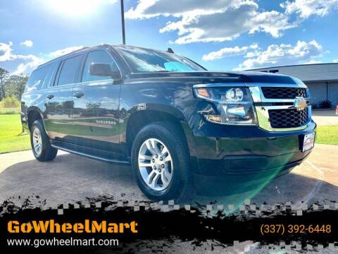 2019 Chevrolet Suburban for sale at GOWHEELMART in Available In LA