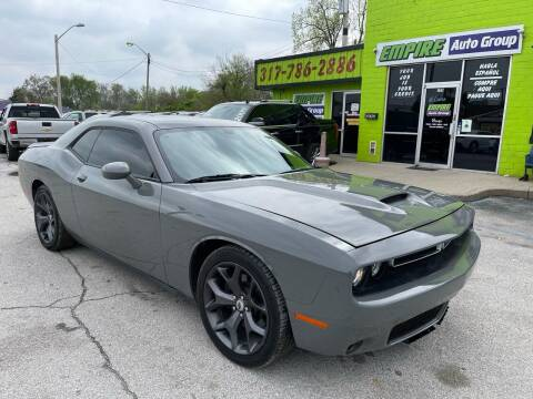 2019 Dodge Challenger for sale at Empire Auto Group in Indianapolis IN