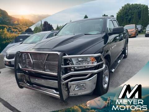 2012 RAM Ram Pickup 1500 for sale at Meyer Motors in Plymouth WI