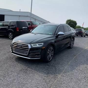 2018 Audi SQ5 for sale at Prestige Pre - Owned Motors in New Windsor NY