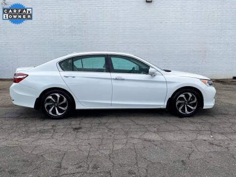 2016 Honda Accord for sale at Smart Chevrolet in Madison NC