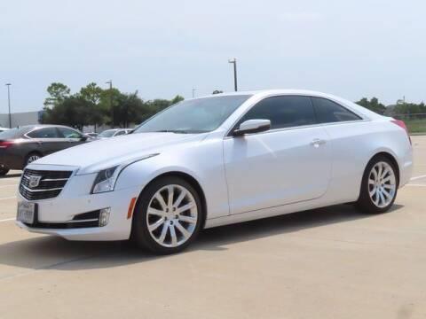 2016 Cadillac ATS for sale at BIG STAR HYUNDAI in Houston TX