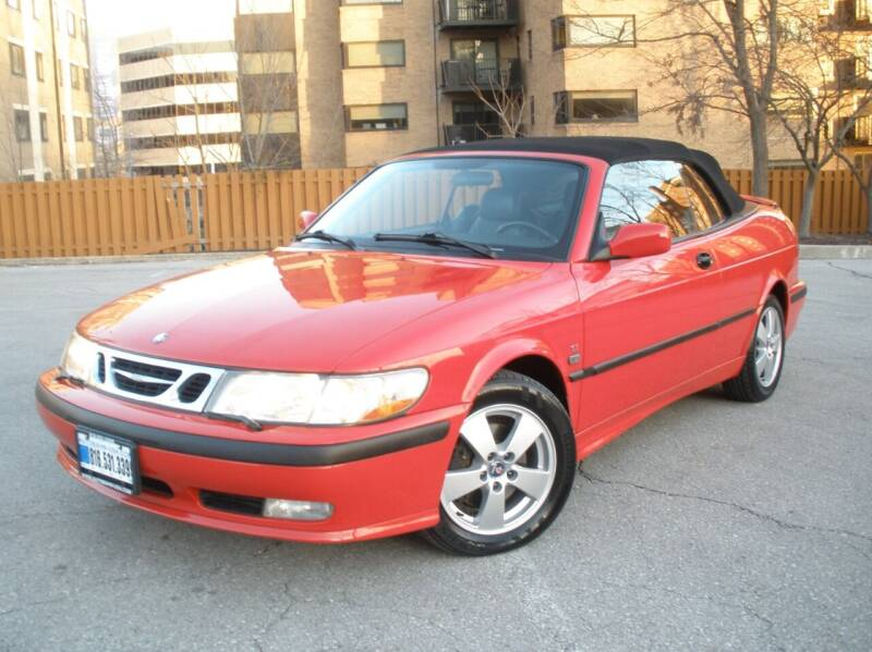 2002 Saab 9-3 for sale at Autobahn Motors USA in Kansas City MO