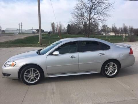 2014 Chevrolet Impala Limited for sale at Bam Motors in Dallas Center IA