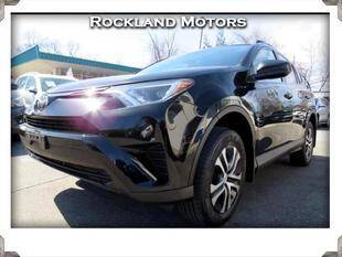2018 Toyota RAV4 for sale at Rockland Automall - Rockland Motors in West Nyack NY