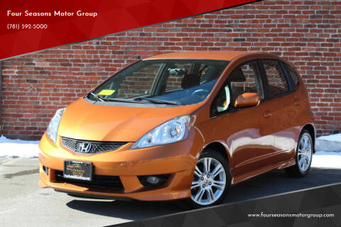 2011 Honda Fit for sale at Four Seasons Motor Group in Swampscott MA