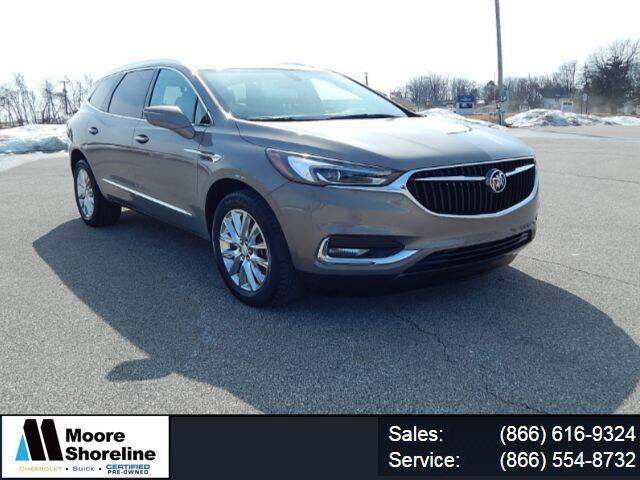 2018 Buick Enclave for sale at Moore Shoreline Chevrolet in Sebewaing MI