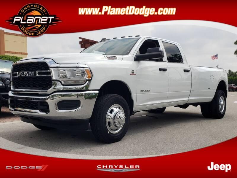 2020 RAM Ram Pickup 3500 for sale at PLANET DODGE CHRYSLER JEEP in Miami FL