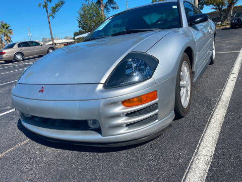 2000 Mitsubishi Eclipse for sale at Nash's Auto Sales Used Car Dealer in Milton FL