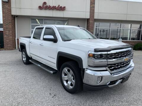 2017 Chevrolet Silverado 1500 for sale at Head Motor Company - Head Indian Motorcycle in Columbia MO