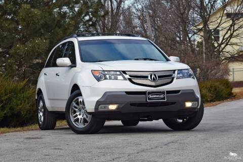 2009 Acura MDX for sale at Rosedale Auto Sales Incorporated in Kansas City KS