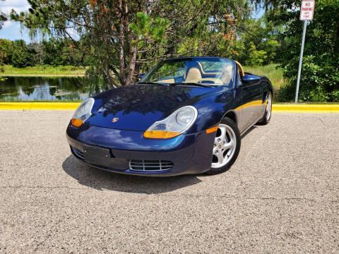 1999 Porsche Boxster for sale at Excalibur Auto Sales in Palatine IL