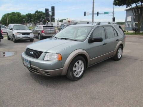 2006 Ford Freestyle for sale at SCHULTZ MOTORS in Fairmont MN