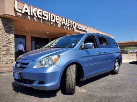 2005 Honda Odyssey for sale at Lakeside Auto Brokers Inc. in Colorado Springs CO