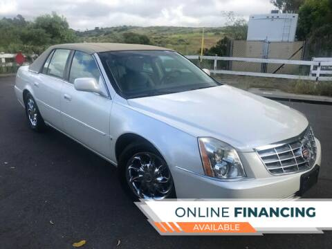 2009 Cadillac DTS for sale at Quality Auto Outlet in Vista CA