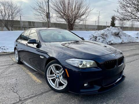 2014 BMW 5 Series for sale at EMH Motors in Rolling Meadows IL