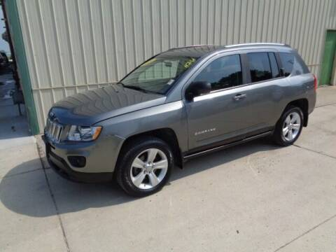 2011 Jeep Compass for sale at De Anda Auto Sales in Storm Lake IA