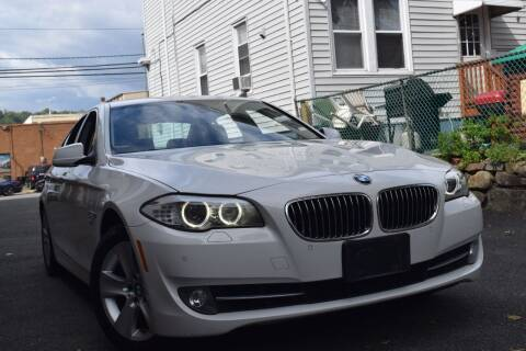 2012 BMW 5 Series for sale at VNC Inc in Paterson NJ