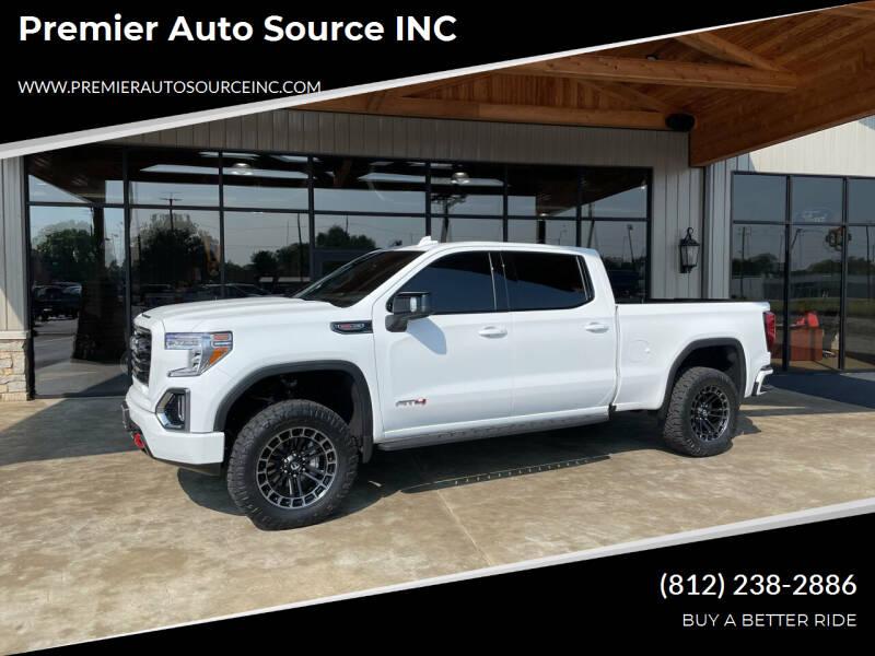 2021 GMC Sierra 1500 for sale at Premier Auto Source INC in Terre Haute IN