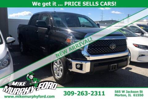 2018 Toyota Tundra for sale at Mike Murphy Ford in Morton IL