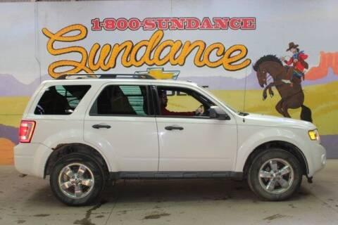 2010 Ford Escape for sale at Sundance Chevrolet in Grand Ledge MI