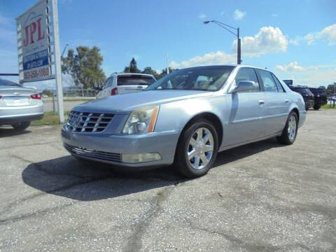 2006 Cadillac DTS for sale at JPL AUTO EMPIRE INC. in Auburndale FL
