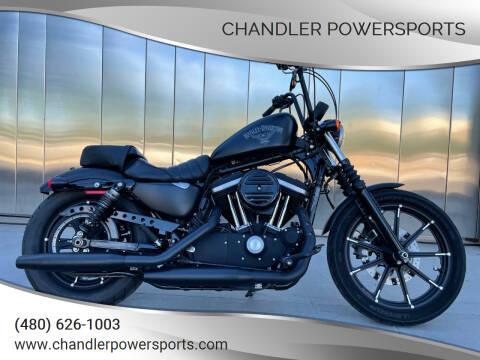 2016 Harley-Davidson Iron 883 for sale at Chandler Powersports in Chandler AZ